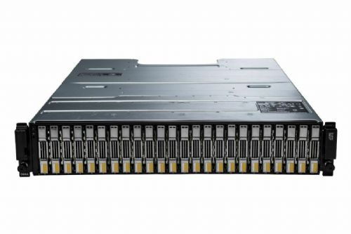 "Dell EqualLogic PS4100X with 24 x 900GB 10k 2.5"" SAS HDD iSCSI Storage Array - 202858524124"